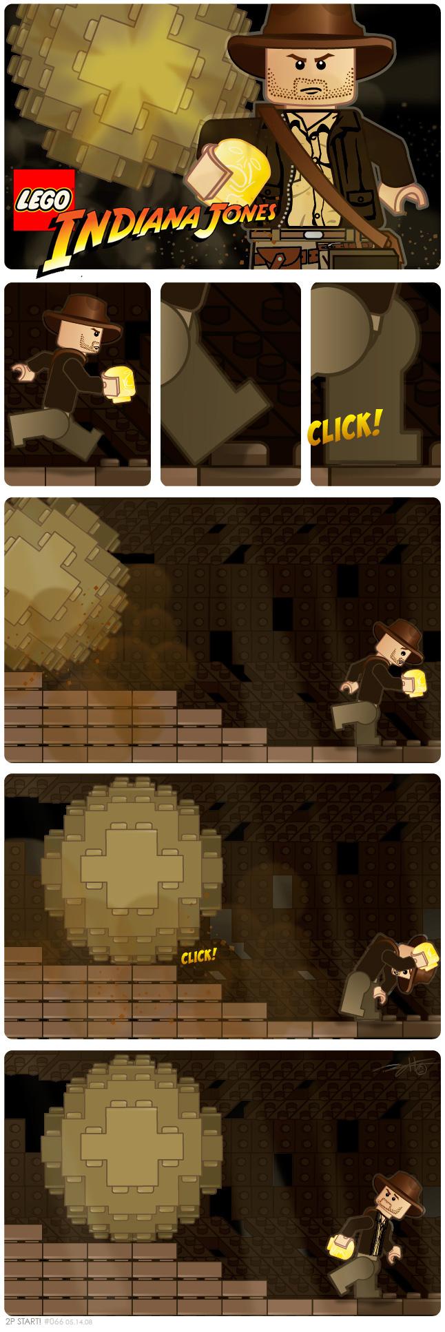 Lego My Statue!