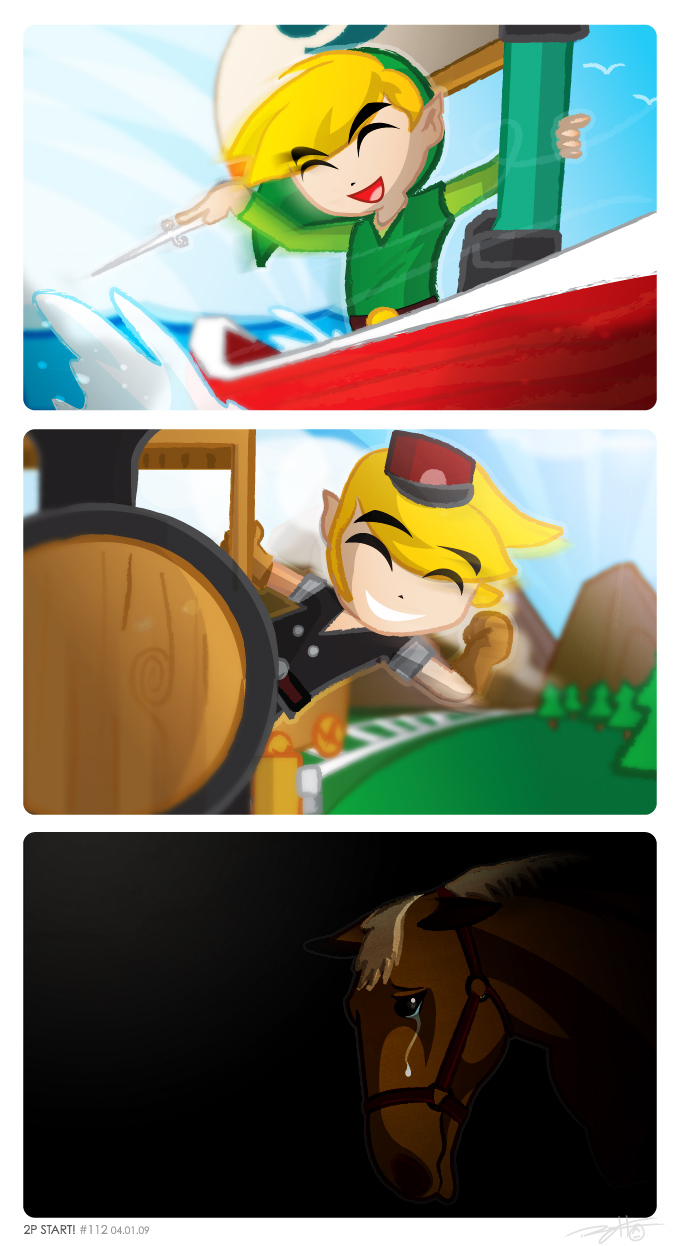 Wind Waker, Heart Breaker